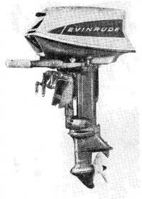 18-сильный мотор «Эвинруд»