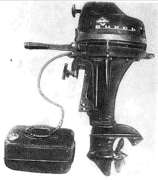 комплект циклон с лодочным мотором вихрь