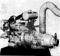200-сильный роторный двигатель