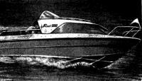 5-метровая мотолодка «Рио-500» (вариант с рубкой — дэйкрейсер)