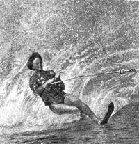 Абсолютная чемпионка СССР 1966 г. мастер спорта Лидия Нечаева