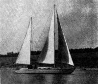 Армоцементная яхта «Мечта»