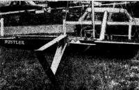 Бортовое крыло катамарана «Хаслер»
