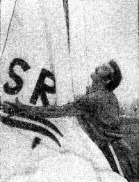 Бронзовый призер Олимпиады В. Потапов