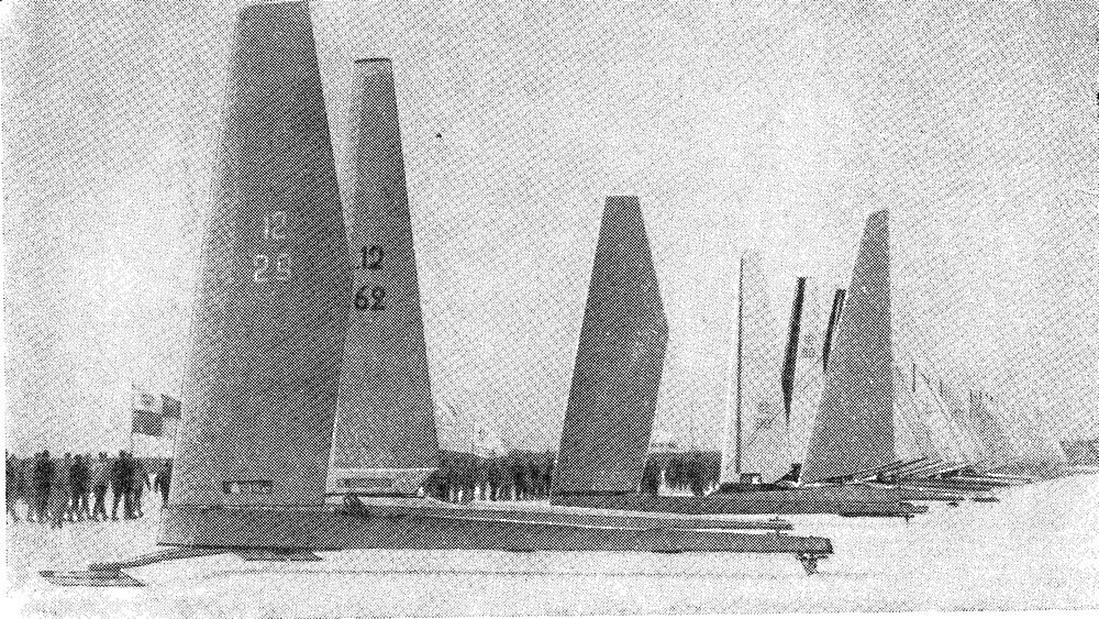 Буерные гонки 1967 года