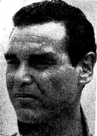 Чемпион мира 1967 г. по океанским гонкам Дон Аронау