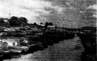 Череповецкая стоянка лодок