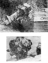 Четырехтактный подвесной мотор Ветерок-18