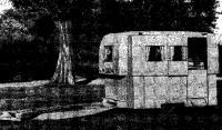 Дача-автоприцеп с лодкой