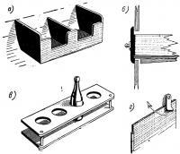 Детали оборудования каюты