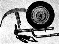 Детали подвески переднего колеса