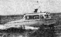 Двенадцатиместный катер РТ-4
