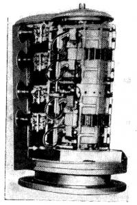 Двигатель 340-сильного роторного подвесного мотора