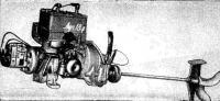 Двигатель «Луч-18-р»