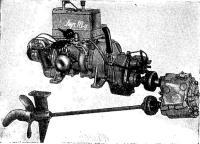 Двигатель «Луч-18-у»
