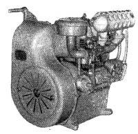 Двухцилиндровый двигатель «УД2»