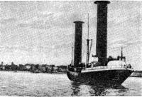 Двухроторное судно «Буккау» А. Флетнера
