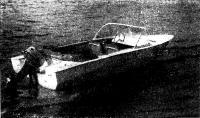 Дюралевая «Косатка», построенная В. П. Пальяновым