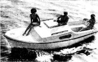 «Элая Пассара» в роли катера
