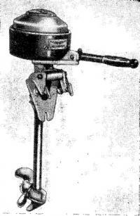 Электрический мотор «Эвинруд-Эльто» (1932 г)