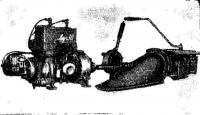 Фото двигателя «Луч-18»