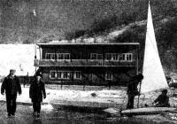 Фото главного здания яхт-клуба «Океан»