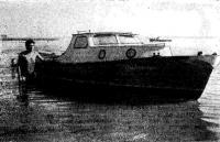 Фото катера «Азовчанка»