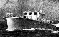 Фото катера «Орлан»