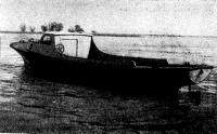 Фото катера с кормы
