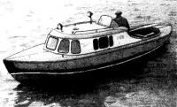 Фото лодки «Эврика»