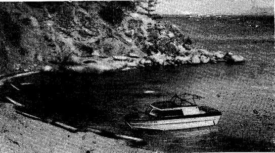 Фото лодки на подводных крыльях