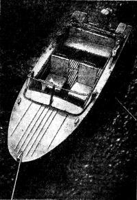 Фото лодки сверху