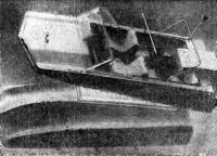 Фото модели катера