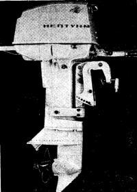 Фото мотора «Нептун-М»