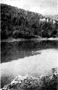 Фото вида на реку Белая