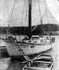 Фото яхты Цементал