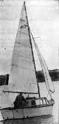 Фото яхты «Флора»