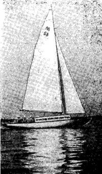 Фото яхты «Искра»