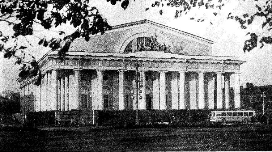 Фото здания военно-морского музея
