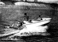 Фотография лодки