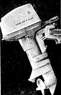 Фотография мотора «Нептун»