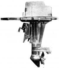 Фотография мотора