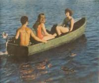 «Гном» на лодке