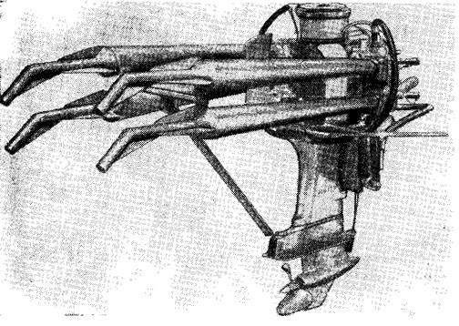 Гоночный мотор Карнити