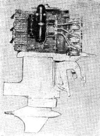 Гоночный мотор Мак-Куллог-630