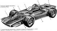 Гоночный паровой автомобиль по проекту Лира