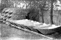 Готовые лодки типа «Чайка»
