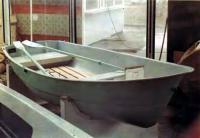 Гребная лодка «Бычок-2»
