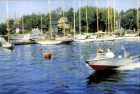 Испытания лодки «Косатка»