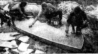 Изготовление палубы